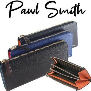 ポールスミス 財布 メンズ 長財布 PSC416...