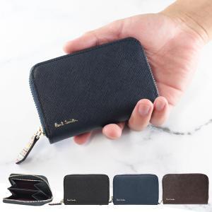 ポールスミス 定期入れ カードケース パスケース メンズ ジ...