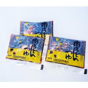 肉うどんつゆ1P (70入り)|mentuyu