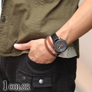 時計 メンズ 腕時計  PU レザーベルト メンズ 時計 バンド ウォッチ おしゃれ 20代 30代 パイロットデザインウォッチ