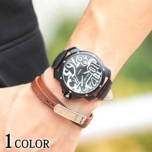 メンズ 時計 腕時計 レザーベルト ウォッチ おしゃれ 30代 40代 50代 メンズスタイル menz-style