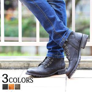 ブーツ メンズ 靴 スエード ムラスエードニット使いショートブーツ|menz-style