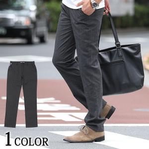 メンズ パンツ カーゴパンツ ロングパンツ チェックデザインストレッチテーパードパンツ 30代 40代 50代 メンズスタイル menz-style menz-style