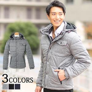 送料無料 アウター メンズ 中綿 パイピング 中綿 ジャケット おしゃれ 20代 30代 40代 50代 メンズスタイル menz-styleの画像