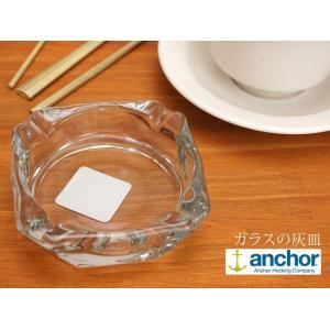Anchor Hocking Company ガラス 灰皿 シンプル|mercato-y
