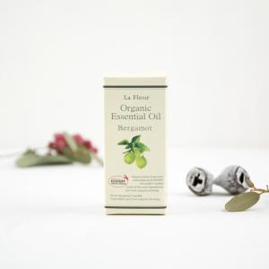 美健 BIKEN La Fleur ラ・フルール オーガニック エッセンシャルオイル M ベルガモット|mercato-y