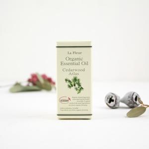 美健 BIKEN La Fleur ラ・フルール オーガニック エッセンシャルオイル M シダーウッド ・ アトラス|mercato-y
