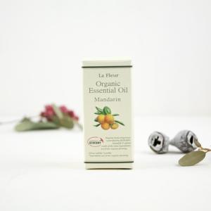 美健 BIKEN La Fleur ラ・フルール オーガニック エッセンシャルオイル M マンダリン|mercato-y
