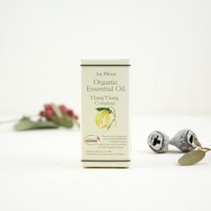 美健 BIKEN La Fleur ラ・フルール オーガニック エッセンシャルオイル M イランイラン ・ コンプリート|mercato-y