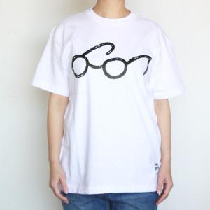 CLASKA クラスカ べスのメガネ Tシャツ Mサイズ|mercato-y