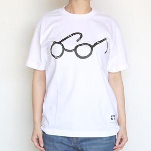 CLASKA クラスカ べスのメガネ Tシャツ Sサイズ|mercato-y