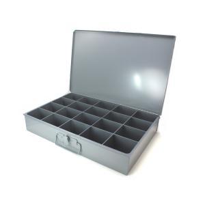 ☆DURHAM(ダーム)  仕切りツールボックス 20仕切り(仕切り固定) L|mercato-y