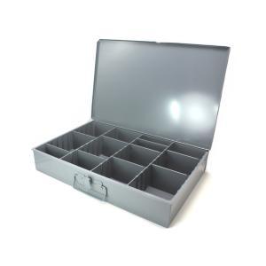 ☆DURHAM(ダーム)  仕切りツールボックス 可動式仕切り(横仕切り板可動) L|mercato-y