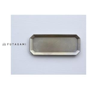 FUTAGAMI フタガミ 真鍮トレー L サイズ 文具トレイ ペントレイ|mercato-y
