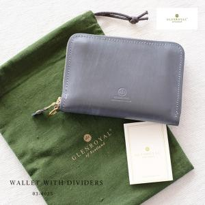 グレンロイヤル  GLENROYAL WALLET WITH DIVIDERS  GLENROYAL...