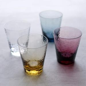 Sghr スガハラ ディンプル グラス  デコボコとしたテクスチャーが落とす影がとても美しいグラスで...