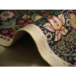 moda(モダ)William Morris ウィリアムモリス オックス生地Strawberry T...