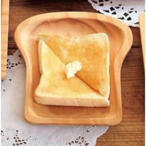 パンメゾン ブレッドトレイ 木製 中皿 PAN MAISON WOOD BREAD TRAY パン皿  食器 キッチン かわいい 食パン型 merci-p