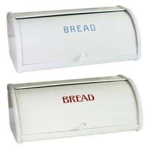 ローラートップブレッド缶 パンケース ブレッド缶 ブレッドケース パン入れ 調味料入れ キッチン収納 おしゃれ レトロ かわいい 大容量 Homestead  merci-p