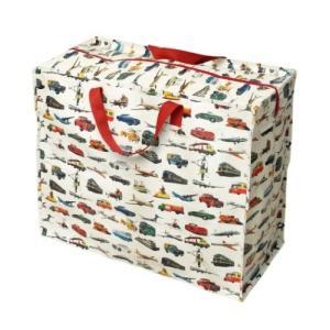のりもの ジャンボ ストレージバッグ JUMBO STORAGE BAG おしゃれ ストレージバッグ コインランドリーバッグ 衣類 おもちゃ 整理 収納 インテリア雑貨 merci-p