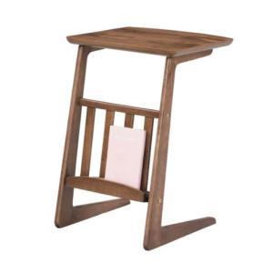 シンプルでいて個性的なトムテ サイドテーブルのご紹介です。  ■感度の高いこだわりを感じさせます。 ...