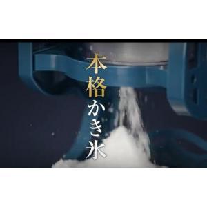 電動本格ふわふわ氷かき器 DCSP-1751 かき氷器 かき氷機 氷カキ器 氷かき器 氷カキ機 氷かき機 おしゃれ 夏 電動 ふわふわ 家電 調理家電(送料無料) merci-p