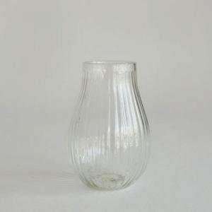 リューズガラス クーレライン フラワーベース ベリー  Sサイズ Horn Please 志成販売 372048 フラワーベース 木 花 フラワー フラワーグラス 花瓶 merci-p 04