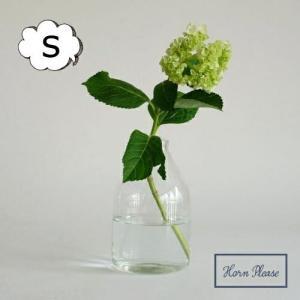リューズガラス フラワーベース トゥール Sサイズ Horn Please 志成販売 372051 フラワーベース 木 花 フラワー フラワーグラス 花瓶 ガラス ガラス|merci-p