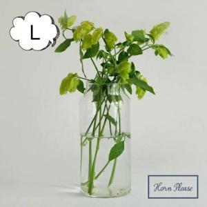 リューズガラス フラワーベース トゥールL Lサイズ Horn Please 志成販売 372053 フラワーベース 木 花 フラワー フラワーグラス 花瓶 ガラス|merci-p