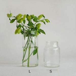 リューズガラス フラワーベース トゥールL Lサイズ Horn Please 志成販売 372053 フラワーベース 木 花 フラワー フラワーグラス 花瓶 ガラス|merci-p|03