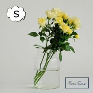 リューズガラス フラワーベース トゥール Sサイズ Horn Please 志成販売 372054 フラワーベース 木 花 フラワー フラワーグラス 花瓶 ガラス|merci-p