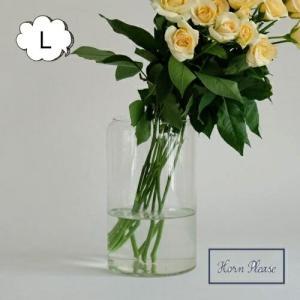 リューズガラス フラワーベース マノン Lサイズ Horn Please 志成販売 372061 フラワーベース 木 花 フラワー フラワーグラス 花瓶 ガラス ガラスベース|merci-p