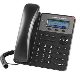 Grandstream GXP1615 IP電話機 1-SIP PoE LCD の商品画像 ナビ