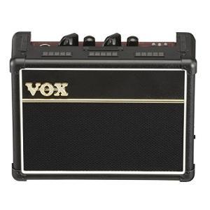 VOX ギター用 超小型 ミニアンプ AC2 RhythmVOX リズムボックス 自宅練習に最適 電池駆動 エフェクト リズムパターン チューナー内蔵|merciteam