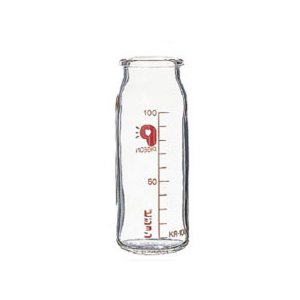 哺乳瓶(ガラス製) 哺乳びん KR-200 容量200ml 1本 ピジョン【条件付返品可】