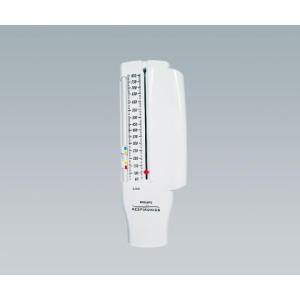 アズマチェック ピークフローメーター ASTHMA CHECK 測定範囲:60〜810(L/分) 58x155x20mm 1個【条件付返品可】