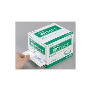 滅菌Yカットガーゼ(不織布タイプ) 7.5cmx7.5cm 8ply 1枚入(50袋) SCC308-1 19078 オオサキメディカル【条件付返品可】|merecare|03
