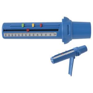エアーゾーン・ピークフローメーター ATS目盛 測定範囲:60〜720L/min 210807 1個 クレメント・クラーク【返品不可】