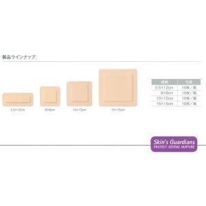 ふぉーむらいと FoamLite 5x5cm 00479 1箱10枚入 コンバテック【条件付返品可】|merecare|03