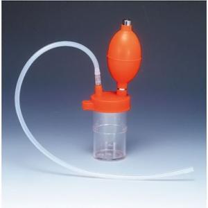 手動式吸引器 HA-210 吸引瓶容量120ml 1個 ブルークロス ハンドバルブアスピレーター【返品不可】|MeReCare-y(メリケア)