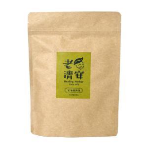 グアバハス茶 台湾の薬草茶の名店 老濟安(老済安)のオリジナルブレンドハーブティー ティーパック 台湾茶 健康茶 薬膳|meridian