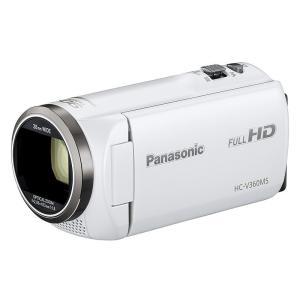 Panasonic/パナソニック HC-V360MS-W(ホ...