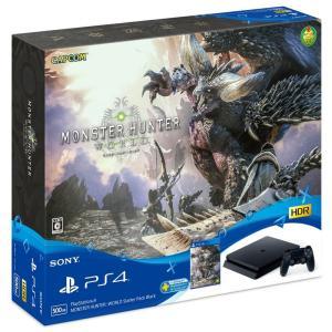 【新品】 PlayStation4 MONSTER HUNT...