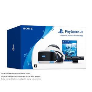 【新品】PlayStation VR PlayStation VR WORLDS同梱版 CUHJ-1...