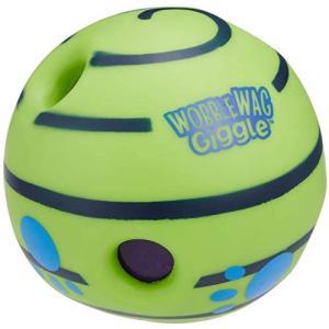 AllstarInnovations 犬用おもちゃ 音が鳴るボール ギグルボール M サイズ (- M)|merock