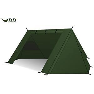 DD SuperLight A-Frame Tent Aフレーム テント パップテント 軍幕 (2人)|merock