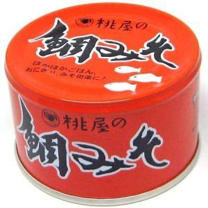 桃屋 鯛みそ 170g×6缶|merock