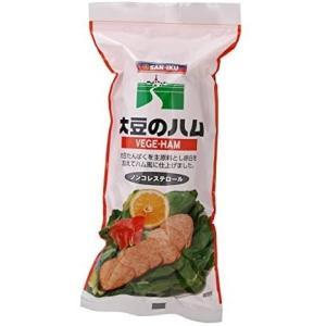 三育フーズ 大豆のハム 400g ×3セット|merock
