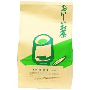 自然健康社 爽快茶・徳用 9.5g×100パック カップ出し用ティーバッグ|merock