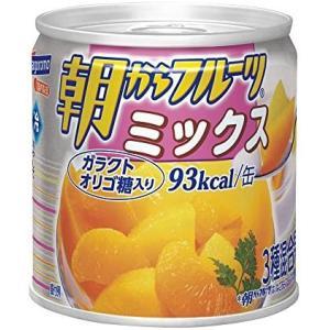 《セット販売》 はごろもフーズ 朝からフルーツ ミックス (190g)×6個セット 缶詰|merock